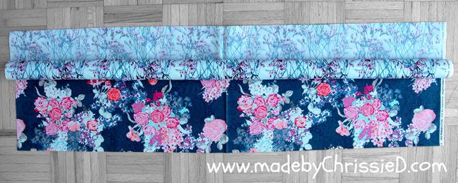 Fort Worth Fabric Studio Burrito Pillowcase Tutorial