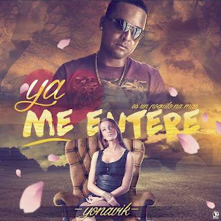 Dembow Latino- Yonavik - Ya Me Entere
