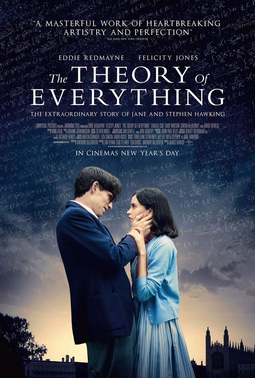 town country the theory of everything 博士と彼女のセオリー