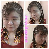 Love my braided hairstyle
