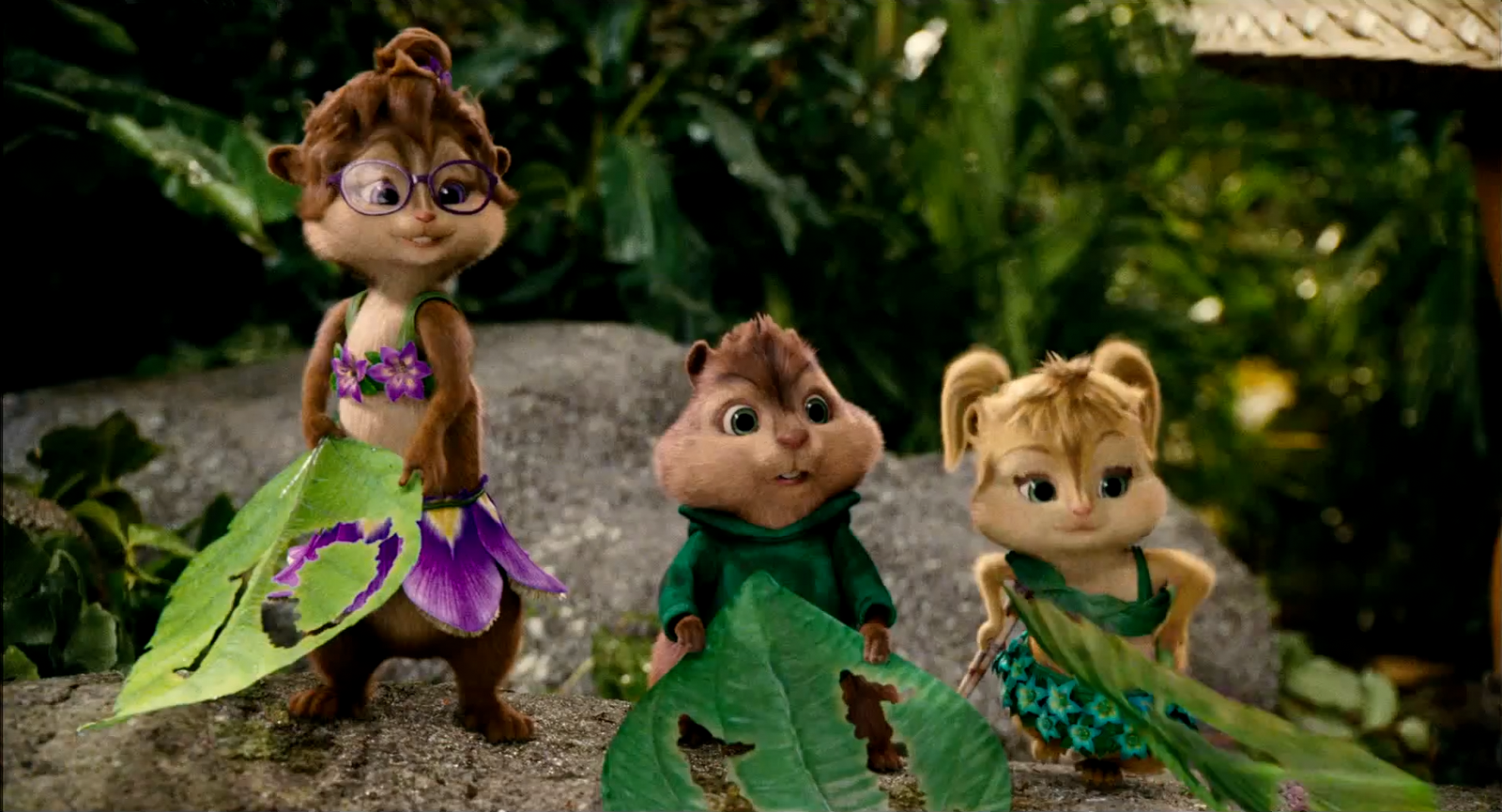 Alvin and the chipmunks theodore