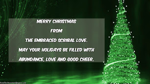 Merry Christmas And Season's Greetings