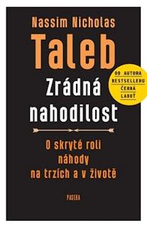 Nassim Nicholas Taleb: Zrádná nahodilost