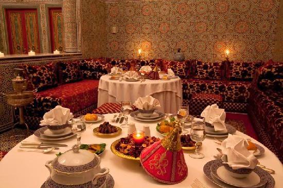Table Marocaine Ramadan Salon Marocain Ramadan 2015