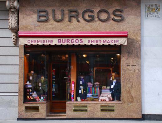 CAMISERÍA BURGOS