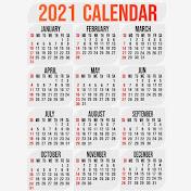 CALENDARIO GARE 2021