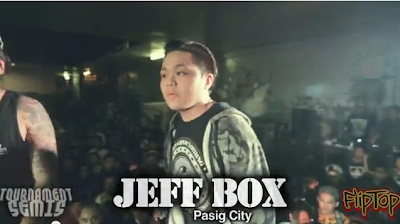 Jeff Box, Beatbox Battle