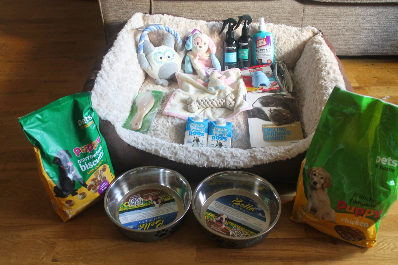 What Abby Loves New Puppy Pet Haul
