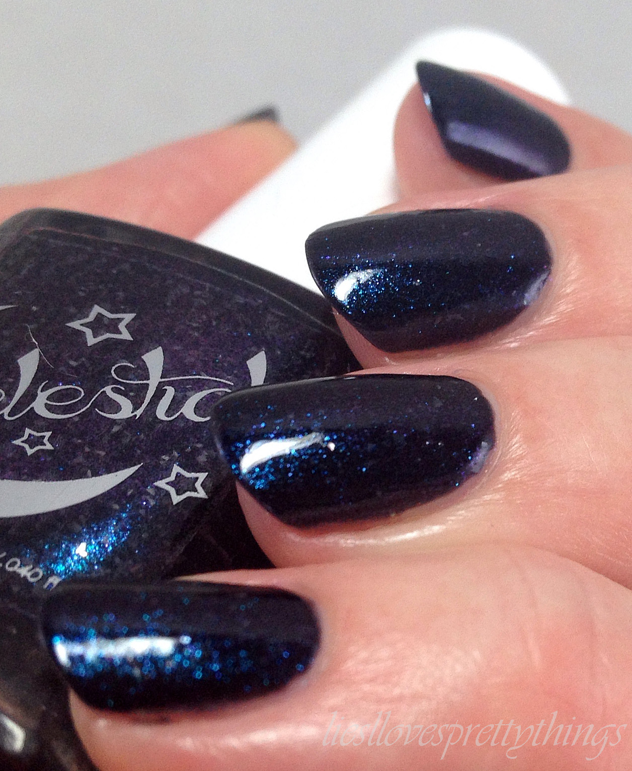 Celestial Bon Temps The First Taste swatch and review