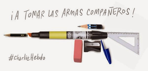 Charlie Hebdo, Francisco J. Olea
