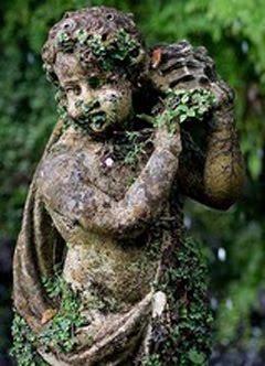 Timeworn Garden Elements