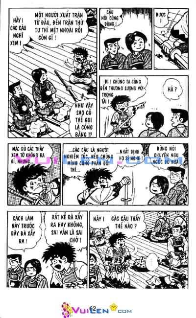 Siêu quậy Teppi chap 33 - Trang 59
