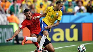 Brazil 0-0 Mexico - Résumé