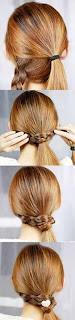 Peinados Faciles y Rapidos, Romanticos y Elegantes