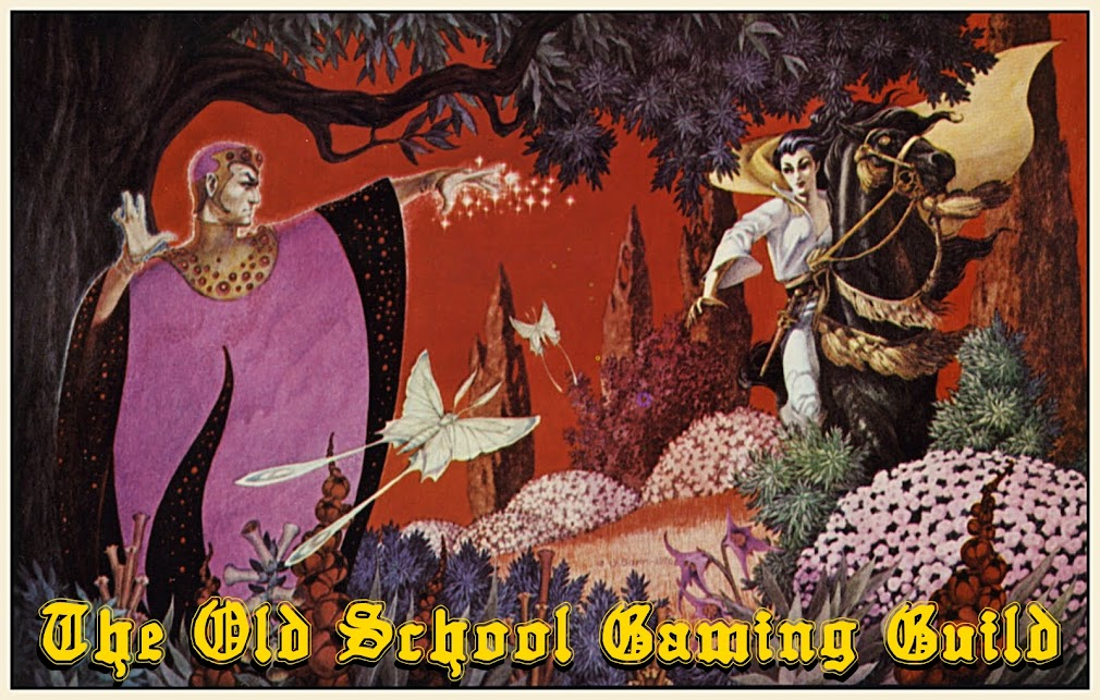 Old School Gaming Guild