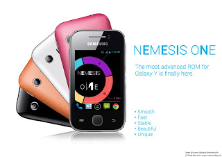 [CUSTOM ROM] Nemesis One HD V.1.1 Fast Edition Samsung Galaxy Y