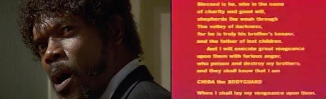 Pulp Fiction The Bodyguard (1976)