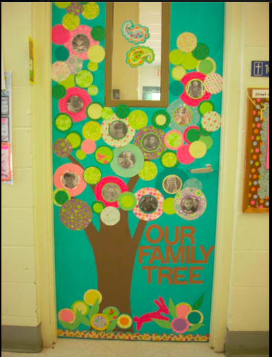 Classroom Window Ideas ~ Mrs lirette s learning detectives a family tree display