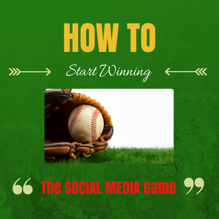How to Start Winning the Social Media Game via @Ileane