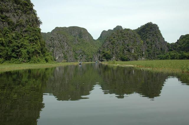Tam Coc - Bich Dong - la baie terrestre de Ha Long