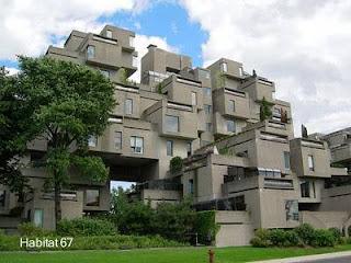 Habitat 67 en Canadá