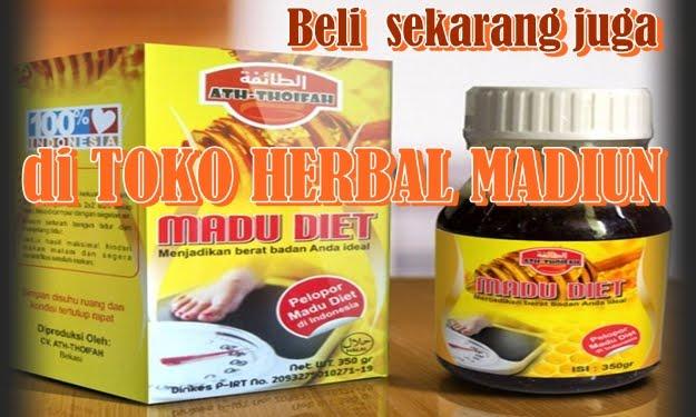 Pelopor Madu Diet Indonesia