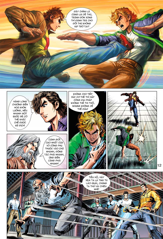 Tân Tác Long Hổ Môn chap 369 - Trang 12