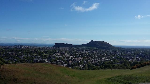 Race Report: Seven Hills of Edinburgh