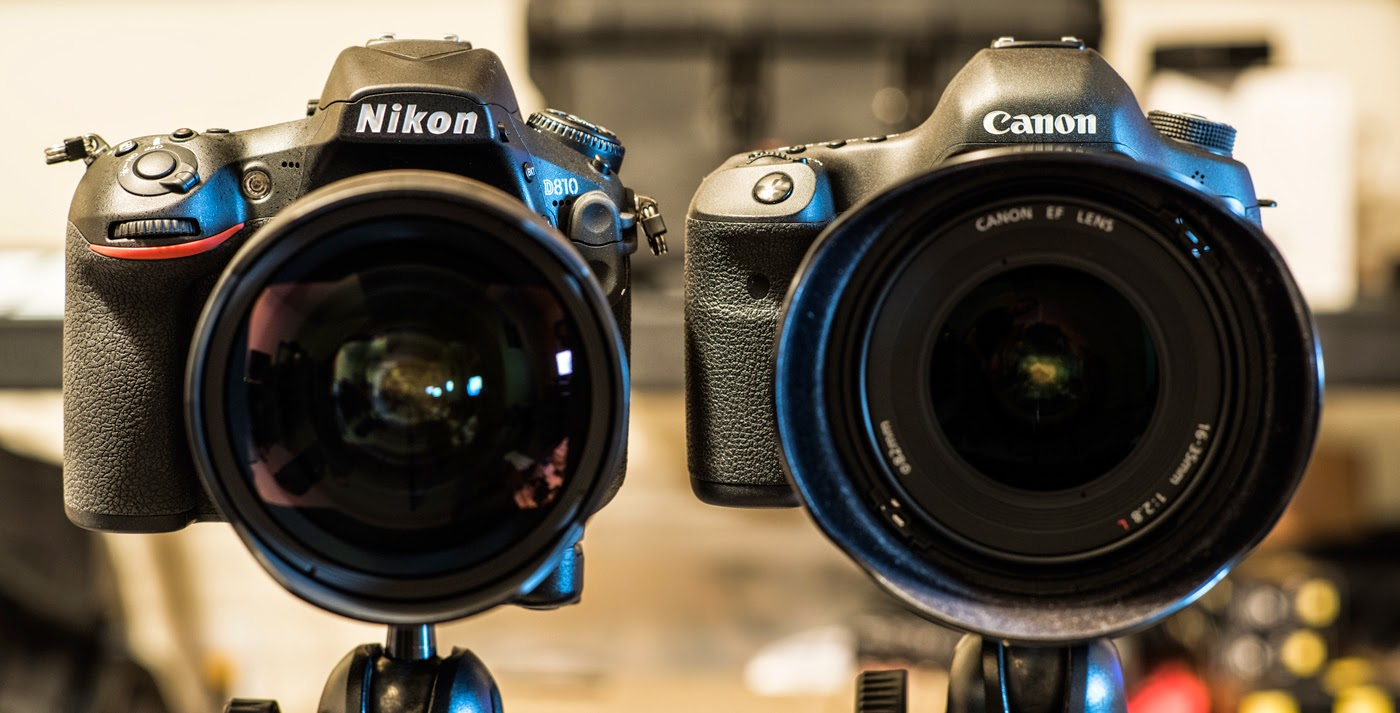 What is better than Canon or Nikon