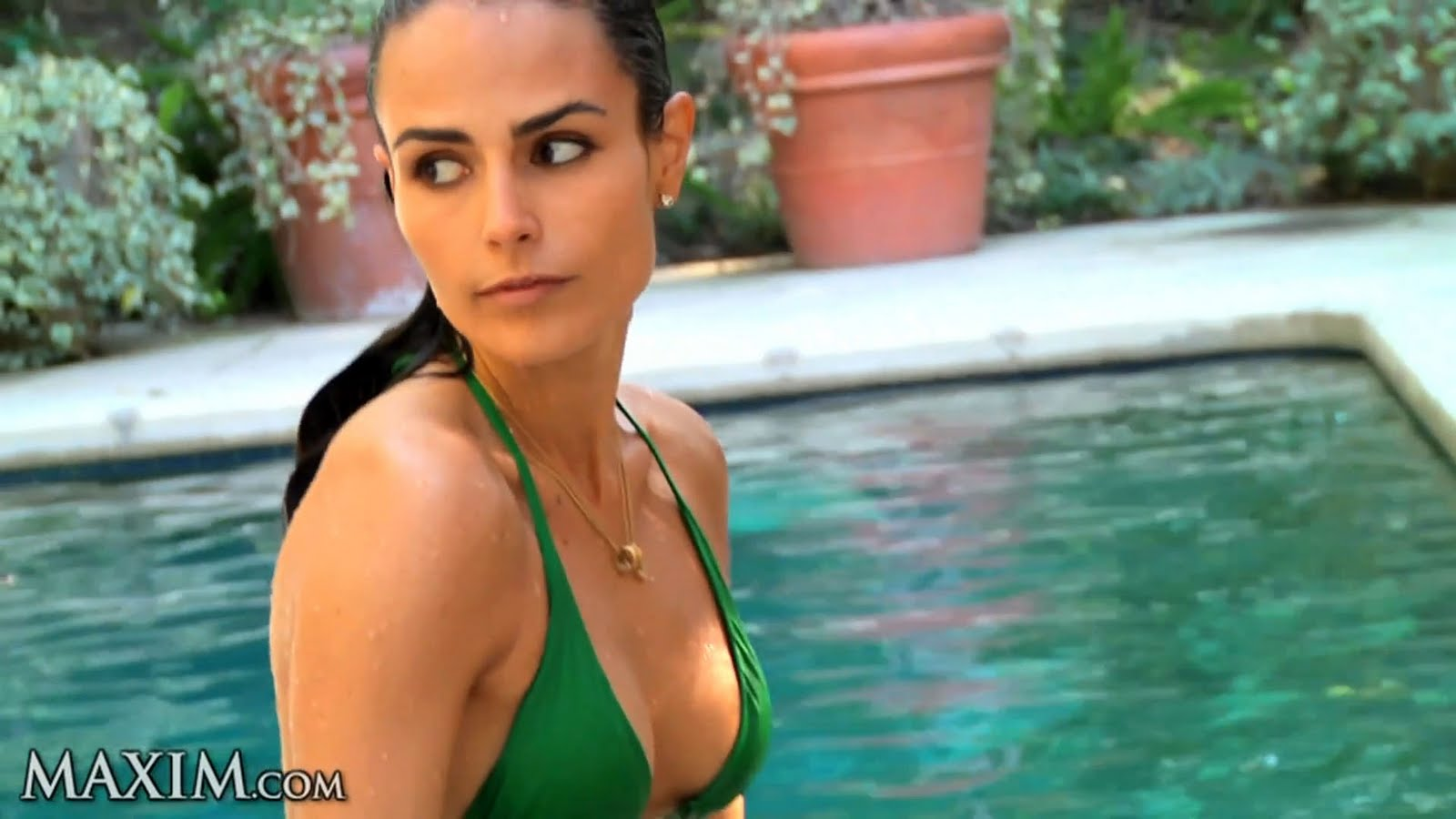 Behind The Scence: Jordana Brewster Photo Shoots For Maxim Magazine