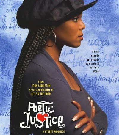 Janet jackson in the 1993 movie quot poetic justice quot
