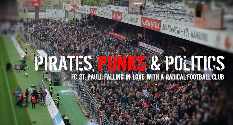 Minhas percepções sobre o livro Pirates, Punks & Politics - Tentativa de um review