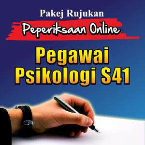 PANDUAN EXAM PEGAWAI PSIKOLOGI S41