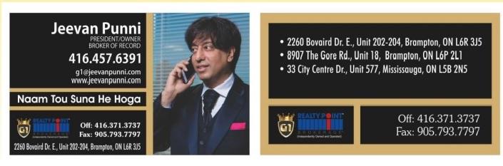 Real estate broker toronto