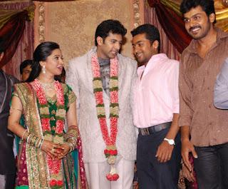 Jayam Ravi Wedding Album