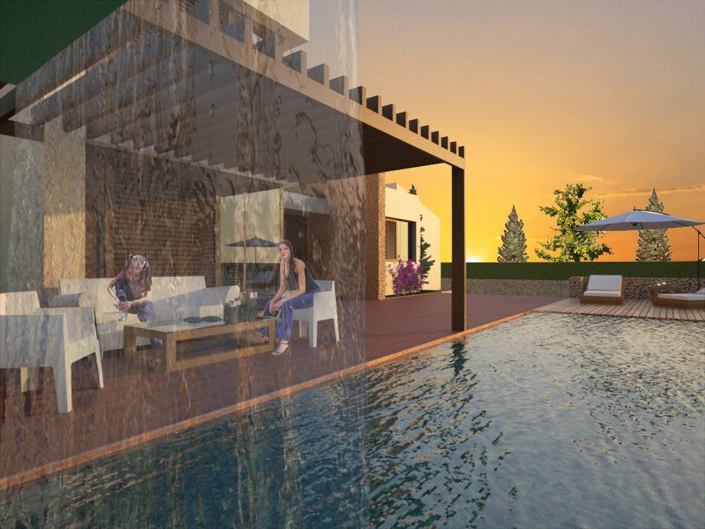Rafael almazan arquitecto proyecto de vivienda - Arquitectos en alicante ...
