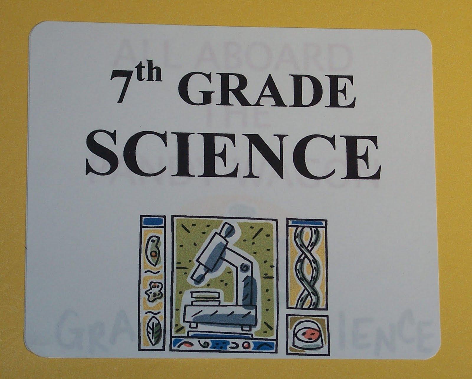 Choosing the best 7th grade science project ideas grade science