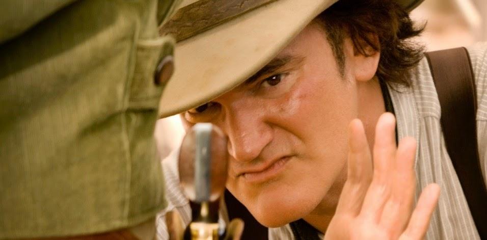 Filmagens de The Hateful Eight, de Quentin Tarantino, começam em novembro