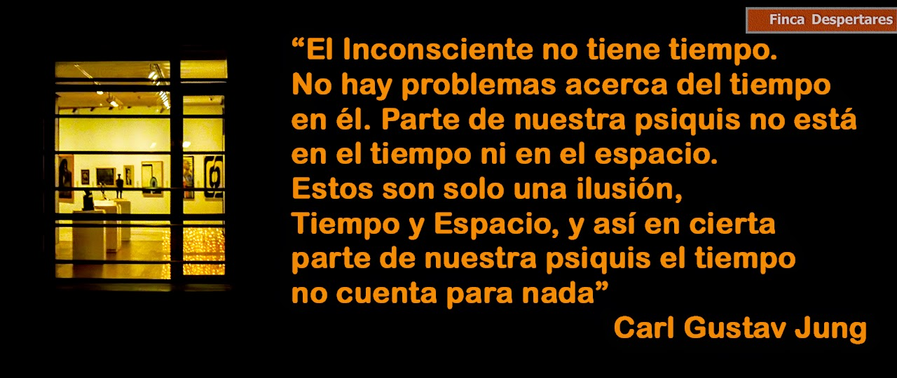 Finca Despertares - Carl Gustav Jung