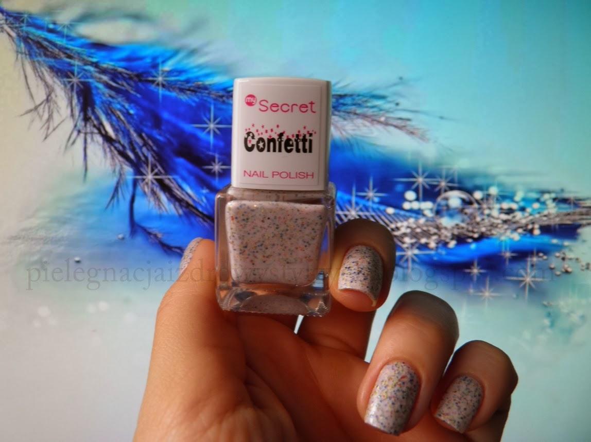 My Secret Confetti - 176 Confetti Game