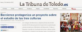 http://www.latribunadetoledo.es/noticia/ZD3CD19B2-BE3A-A7C2-03A6CF7B92FB6FB4/20150413/barcience/protagoniza/proyecto/estudio/tres/culturas
