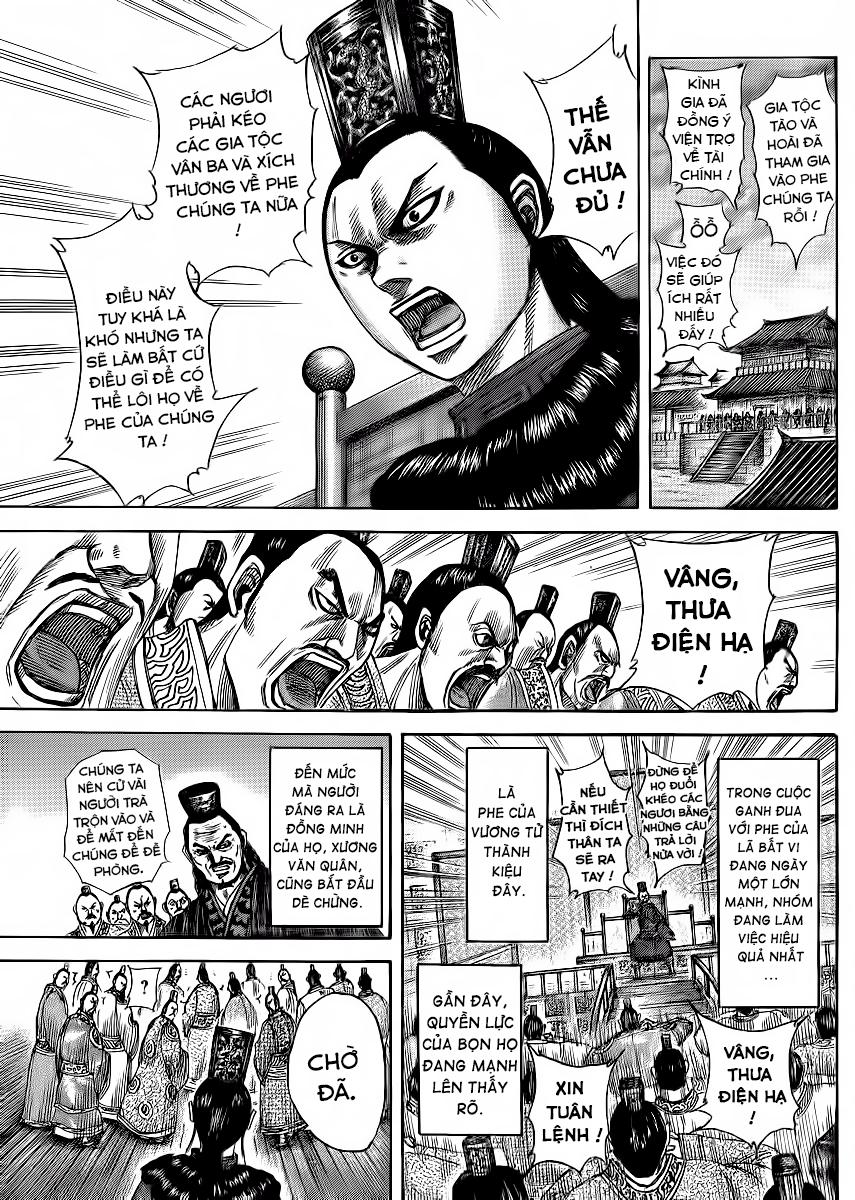 Kingdom - Vương Giả Thiên Hạ Chapter 368 page 4 - IZTruyenTranh.com