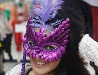 Máscaras de Carnaval 2014 4 Máscaras de Carnaval 2014