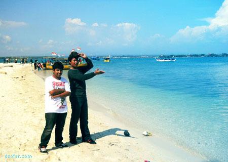 Pulau Panjang Indah juga