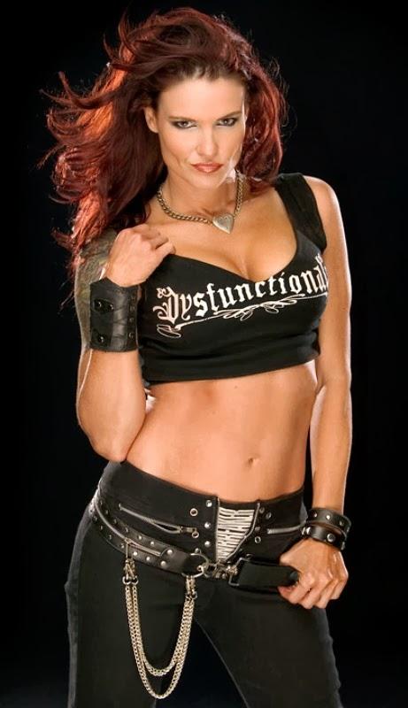 WWE Divas-Lita-Amy Dumas