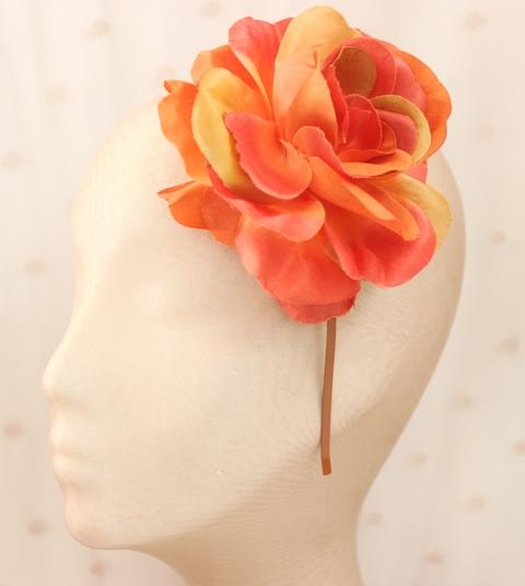 Colección Comemeriendas - Diadema flor