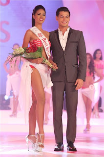 Janicel Lubina, Best in Swimwear and Miss World Philippines 2013 1st Princess