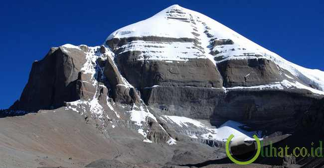Gunung Kailash, China/Perbatasan Tibet