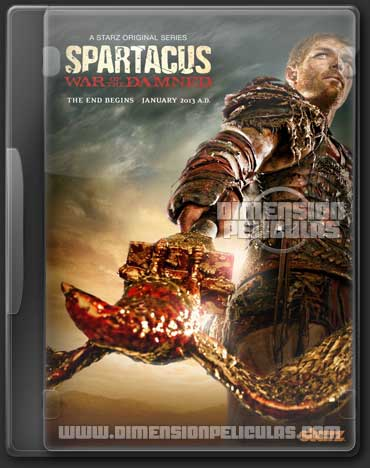 Spartacus War of the Damned (HDTV 720p Español Latino)