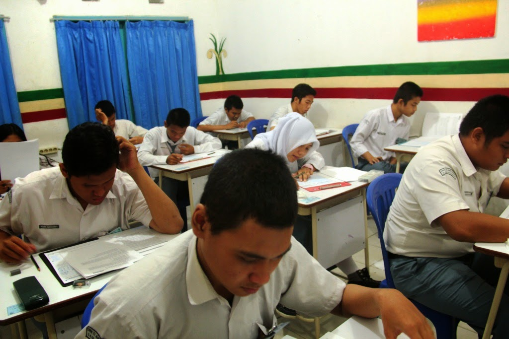 Smk Ti Airlangga Samarinda Pelaksanaan Ujian Nasional Un 2015 Tahun Ajaran 2014 2015